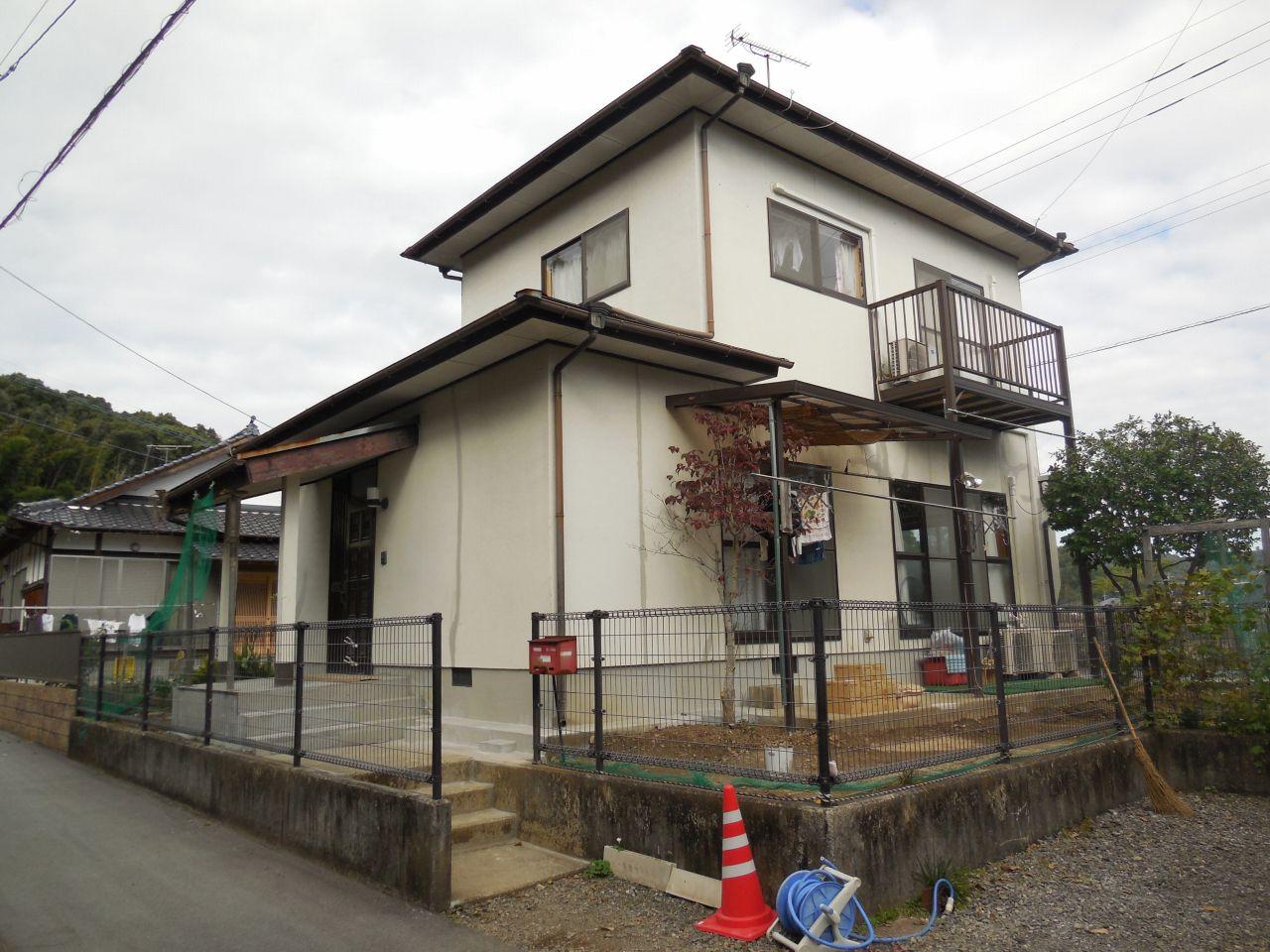 熊本市西区池上町 石田邸 施工写真