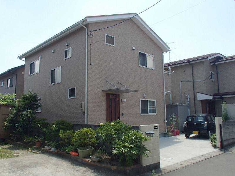 S House<br /> Tagano<br /> Miyagi 施工写真