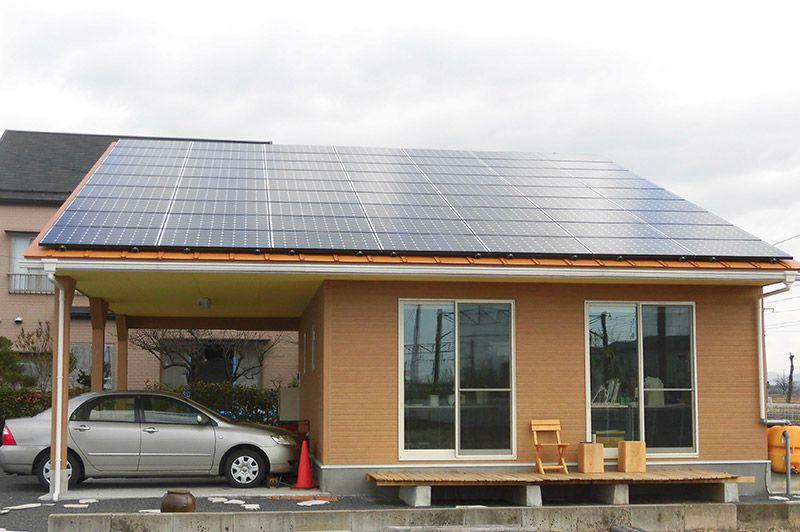 R Architect Office<br /> Kagamiishi<br /> Fukushima 施工写真