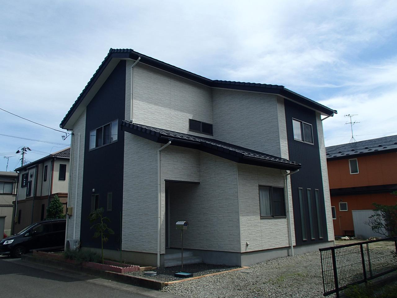 X様邸 新築工事 施工写真
