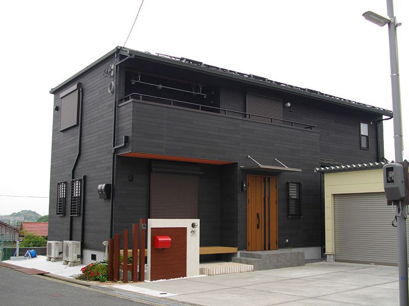 Takamatsu komuten<br /> house of Mr.Y<br />Kumatoricho<br /> Wakayama 施工写真