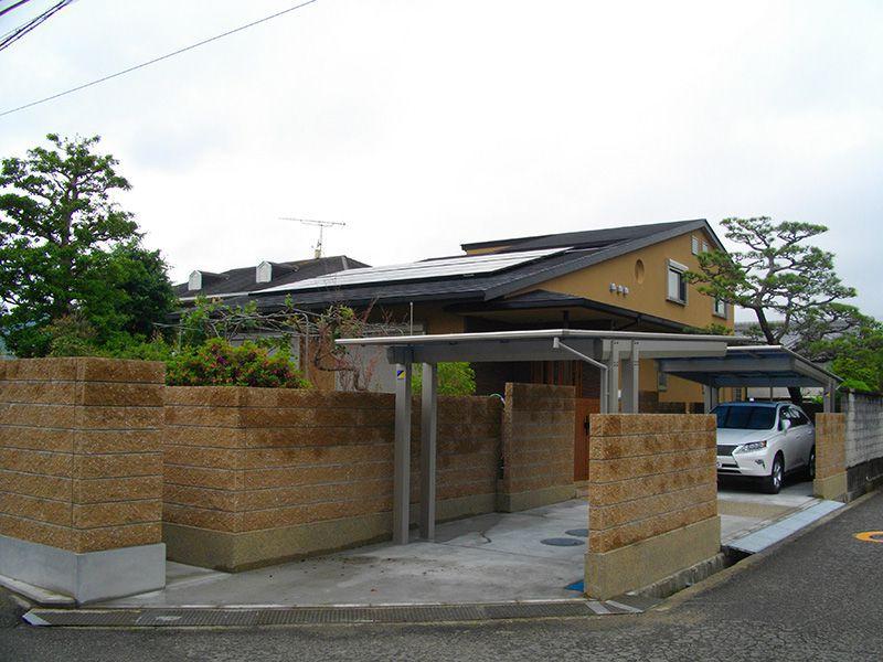 和歌山海南市 施工写真