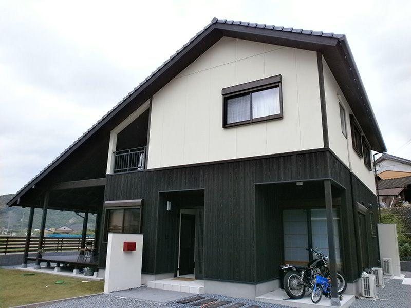 T House<br /> Kamitomita-cho<br /> Wakayama. 施工写真