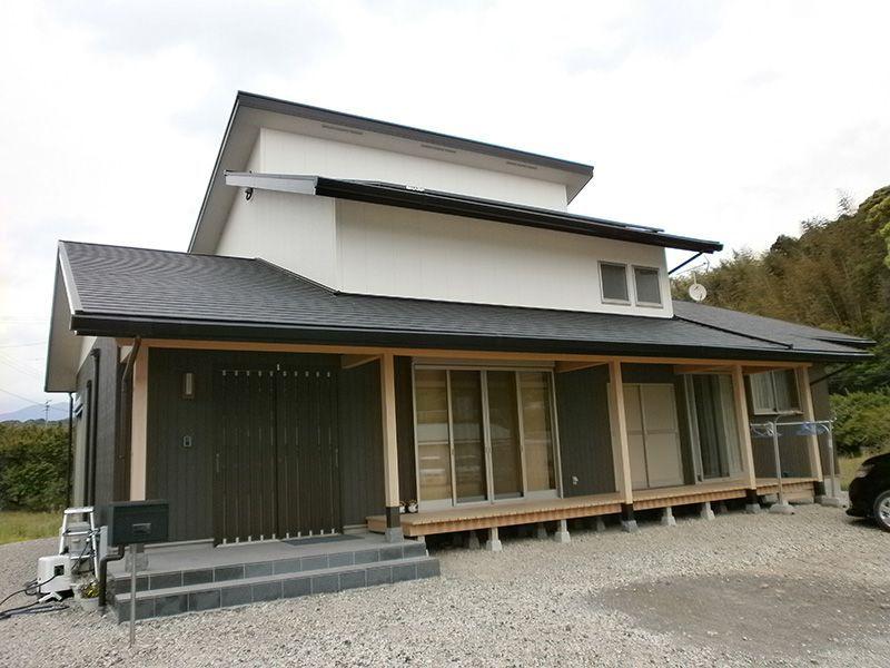 YU House<br /> Kamitomita-cho<br /> Wakayama 施工写真